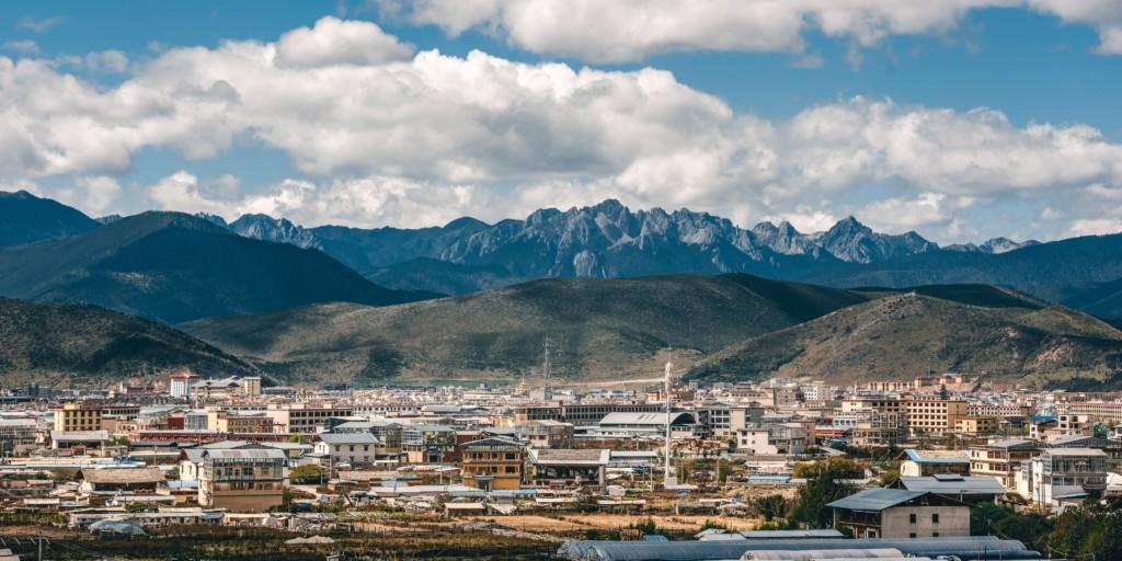 Vuori ja kaupunki